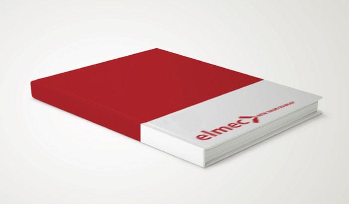 Elmec brand identity
