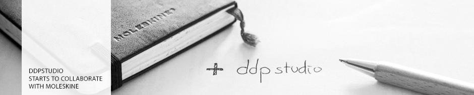 Moleskine + ddpstudio
